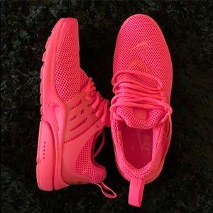Nike Presto Air HOT PINK!